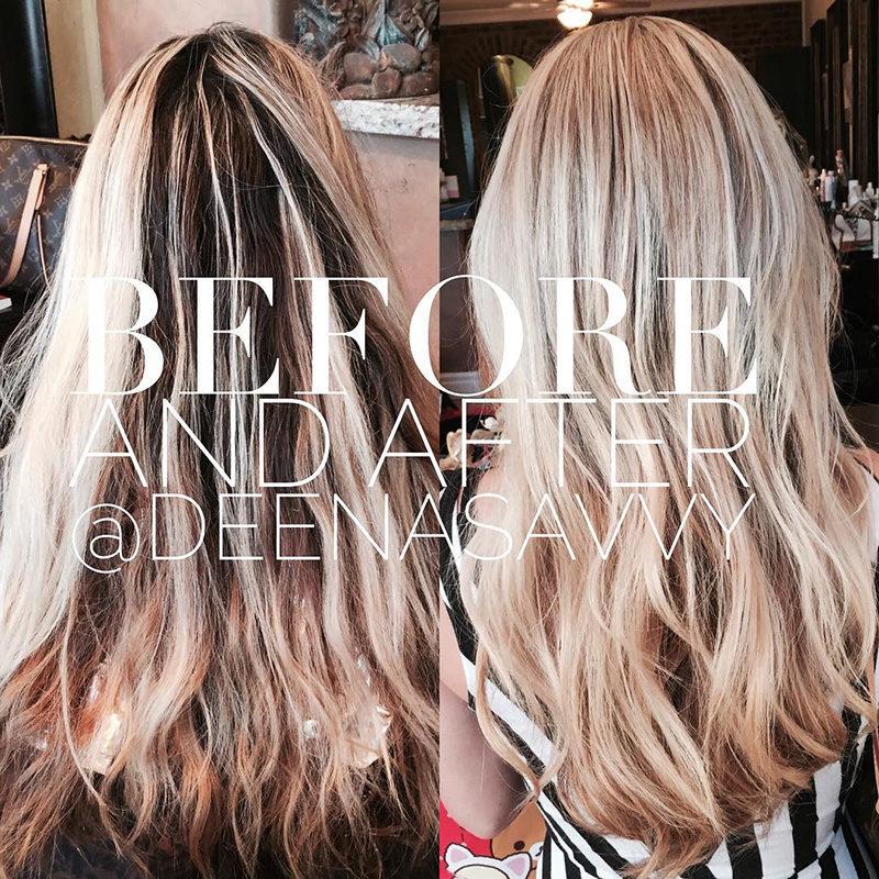 Hair Color Blonde Best Salon