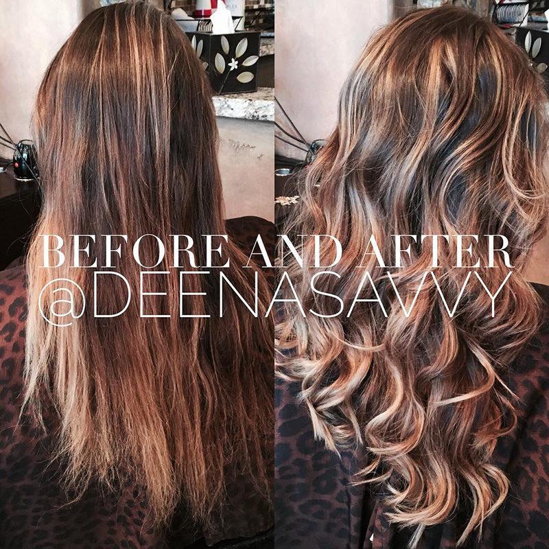 Hair Color Brunette Highlights Best Salon
