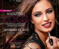 FINE Amazing Lace & Suit Fashion Show Cielo Village Rancho Santa Fe